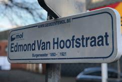 Straatnamen in Mol-Centrum