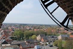 Torenmuseum met de Sint-Pieter en Pauwelkerk